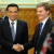 Prime Minister Bill English and Chinese Premier Li Keqiang